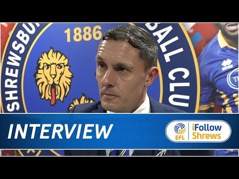 INTERVIEW | Paul Hurst post Lincoln City - Town TV