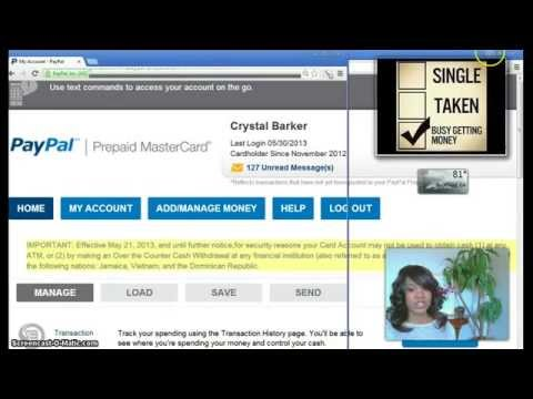 How I Get My Cash Offline FAST!! INSTANT Transfer PayPal ...