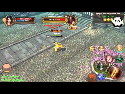 Age of Wushu - School Internal Skills - MMORPG Feature ...