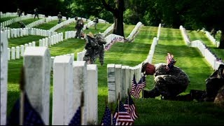 """""""Flags In"""" To Honor Our Fallen On Memorial Day"""