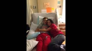 Austin Mckellar's story. Diffuse Axonal Injury!