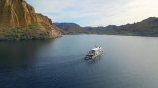 Canyon Lake Aerial Video
