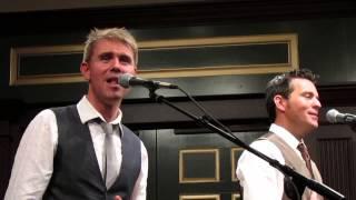 """Neil Byrne and Ryan Kelly - """"Hallelujah"""""""