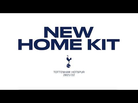 KIT REVEAL | The NEW 2021/22 Nike Tottenham Hotspur home kit! #Shorts