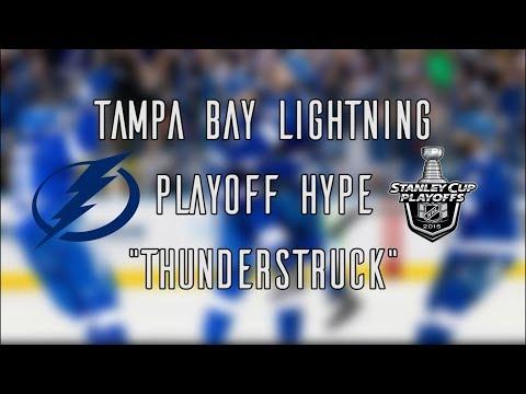 "Tampa Bay Lightning (2016 Playoff Hype) - ""Thunderstruck"""