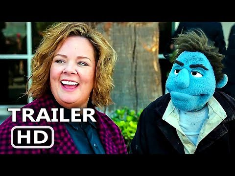 THE HAPPYTIME MURDERS Official Trailer (2018)