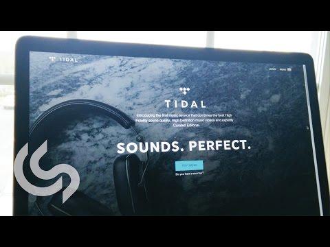Tidal HiFi Audio Review!