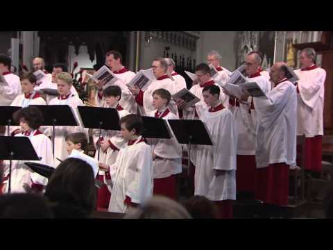 Grand Rapids Men and Boys Choir 3/19/2016