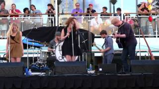 """Delta Rae - """"Cold Day in Heaven"""" - Cayamo Music Cruise - January 13, 2013"""