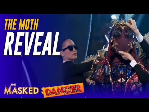 'The Masked Dancer' Reveals Identity of the Moth: Here's the ...