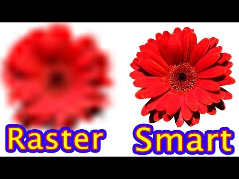 #64 Importance Of Smart object in adobe Photoshop (Part 01)