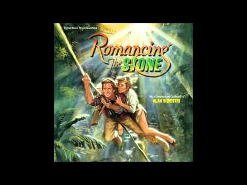 Romancing the Stone (OST) - End Titles