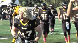 Towson Football Ready to Knock Out Nova
