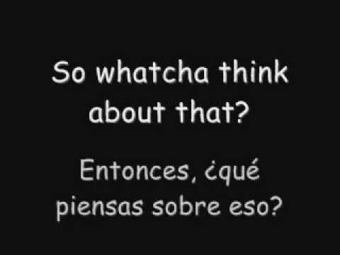 Simple Plan - Loser of the year lyrics inglés - español