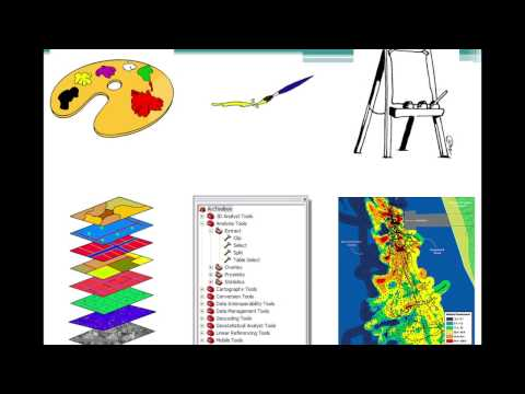 What is GIS? - The Tool, Science, and Art