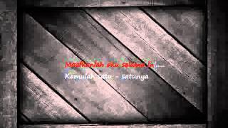 Karaoke Dewa 19 - Kamulah Satu-Satu nya [Tanpa Vokal]