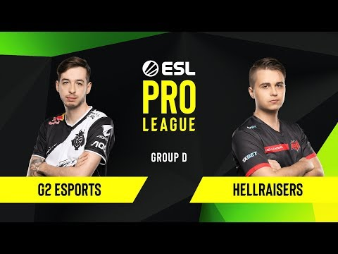 G2 Esports vs HellRaisers vod