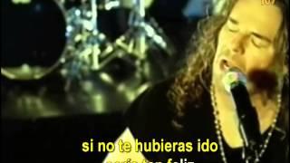 Maná - Si no te hubieras ido (Official CantoYo Video)