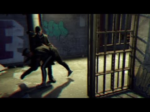 WATCH DOGS 2.  Tag team with Aiden Pearce