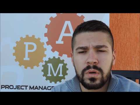 Project Management Academy: Impressions from Filip, Macedonia
