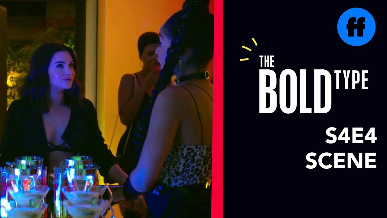 Download The Bold Type Season 4, Episode 4 | Jane Kissed Somebody Else | Freeform