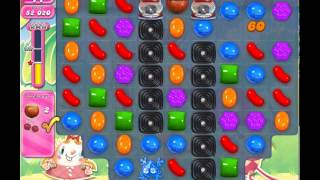 Candy Crush Saga level 635 (No boosters)