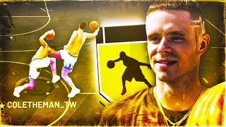 USING THE PROFESSORS DRIBBLE MOVES IN NBA 2K19 😳 NBA STREET MOVES ONLY CHALLENGE!