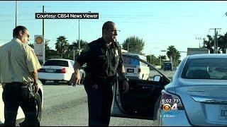 Allegedly Drunk Cop Has Dark Driving History