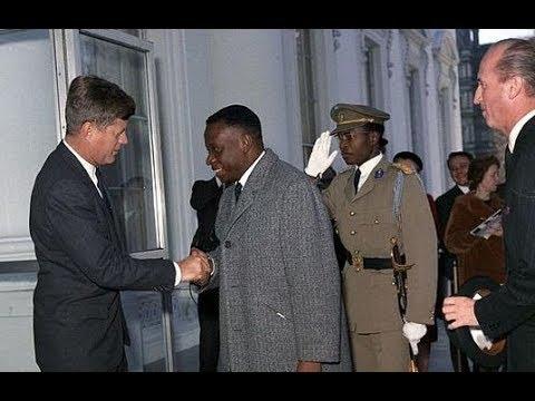 JFK Tapes - Africa Meeting 7/30/63 (Bundy & Ball)