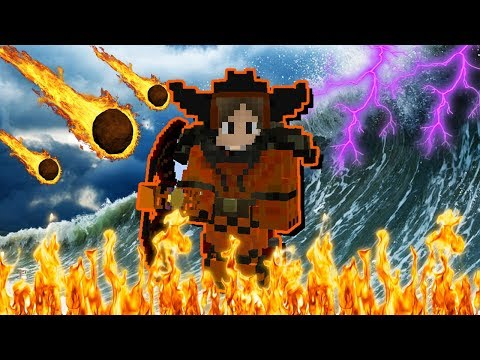 Minecraft Infinito #24: EU VIREI IMORTAL!