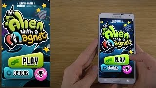 An Alien with a Magnet Samsung Galaxy Note 3 HD Gameplay Trailer