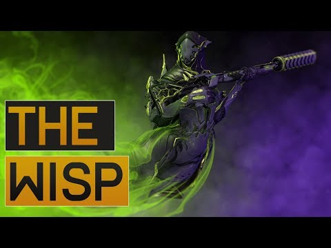Warframe: The Ethereal One - Wisp