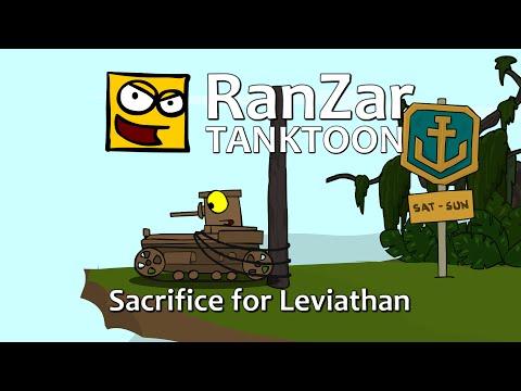 Tanktoon: Sacrifice for Leviathan. RanZar.