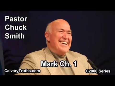 41 Mark 1 - Pastor Chuck Smith - C2000 Series