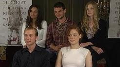 Evil Dead Cast Interviews