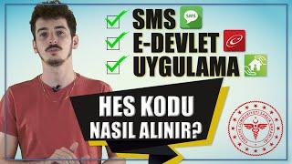 HES Kodu Nedir, Nasıl Alınır? E-Devlet ve SMS ile HES Kodu Alma