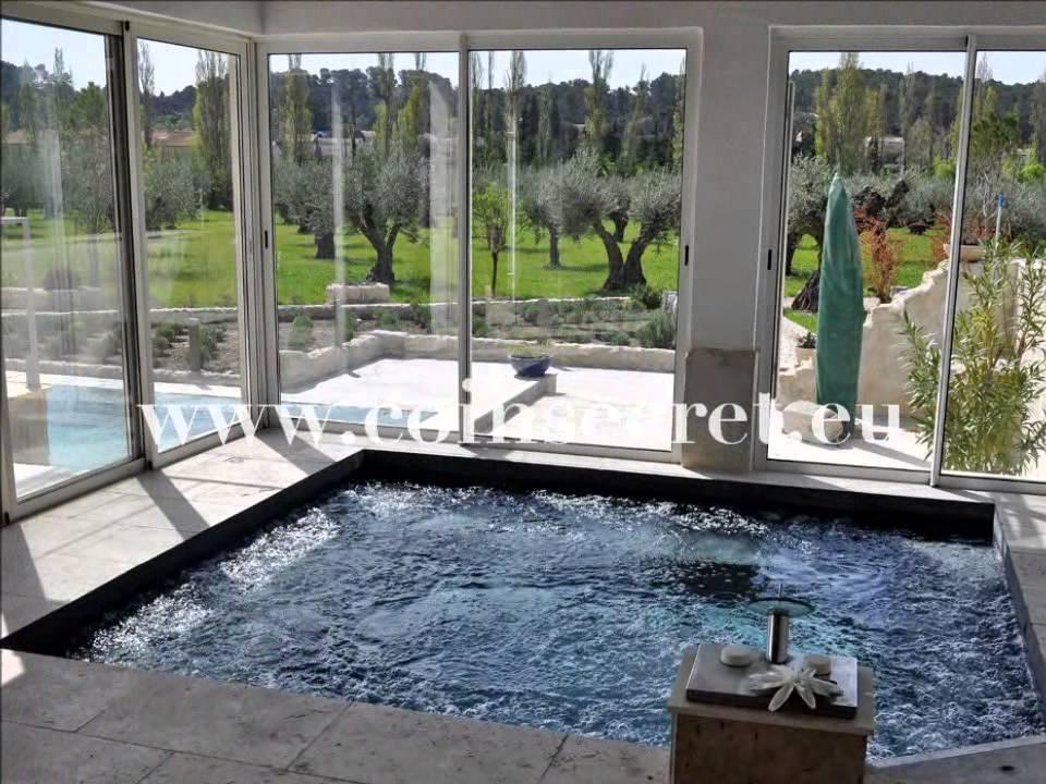 luxus ferien villa mit klimaanlage in barbentane privates. Black Bedroom Furniture Sets. Home Design Ideas