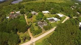 "DJI Phantom 2 vision Plus - "" Finasisu Terrace "" - Northern Mariana Islands, U.S.A."