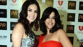 Sunny Leone Is A sweet Girl In Sex Starved Nation - Ekta Kapoor