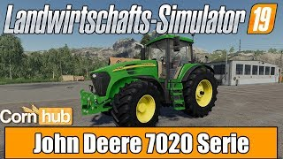 LS19 Modvorstellung - John Deere 7020 Serie - Farming Simulator 19 ...