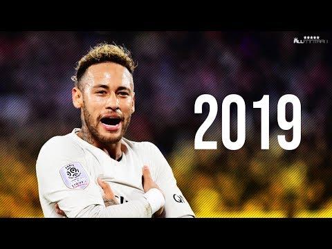 Neymar Jr 2018/19 - Magical Skills & Goals   HD