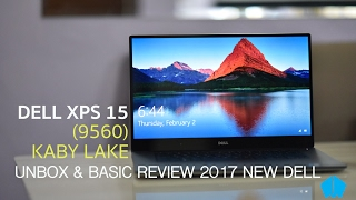 Dell XPS 15 9560 Review (Basic) Kaby Lake - First Experience!