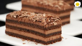Chocolate coffee cake(no flour)