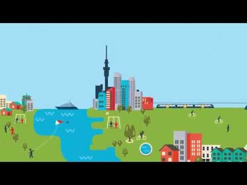 Creating a world-class city centre