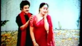 Nee Tolichupulone   Nippulanti Manishi   Balakrishna & Radha