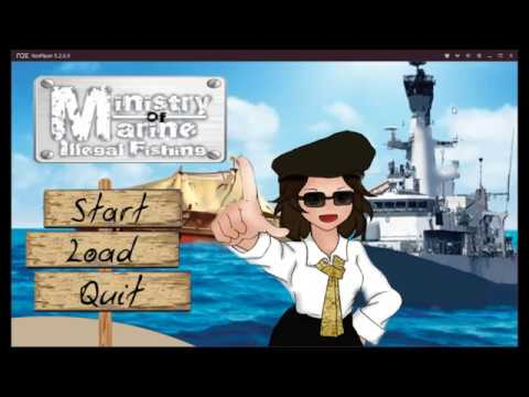 MAGE2018 - GAME Ministry of Marine : Illegal Fishing - Seribu Gopek