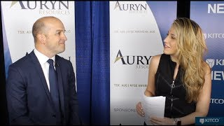 """""""Big Moves"""" Are Ahead For Gold - Auryn Resources Executive Chairman"""