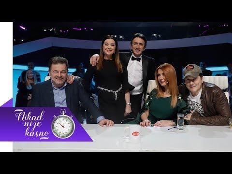 Nikad nije kasno - Cela emisija 20 - 03.02.2019.
