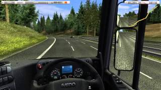 Lucas plays UK Truck Simulator - Boredom to the max!