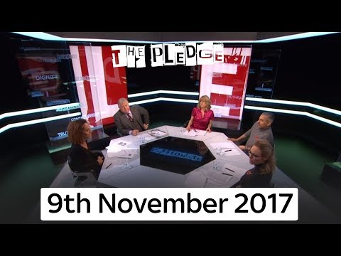 The Pledge | 9th November 2017